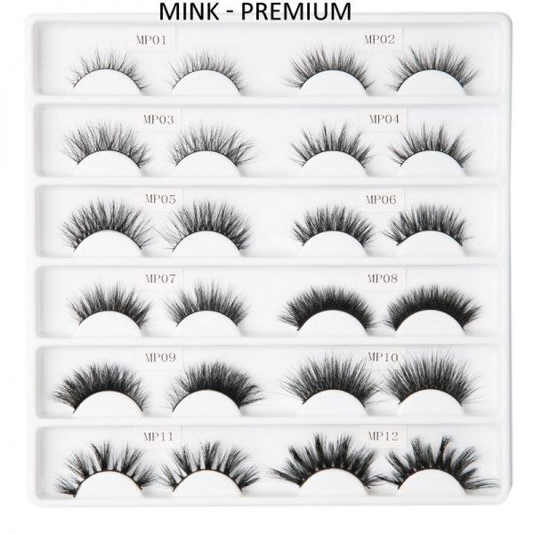 MINK Lashes-Premium Collection