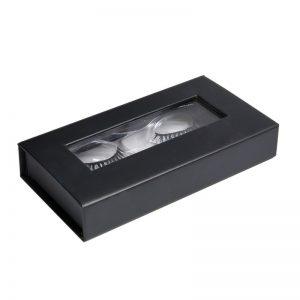 aurora lashes private label eyelashes box-matte black